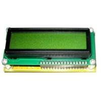 EMS LCD Display
