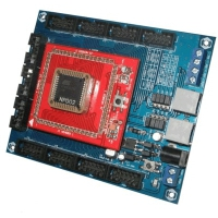 DT-51 AT89C51ID2_CPU_with_BasicBoard